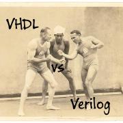 Verilog vs. VHDL