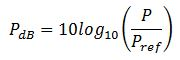 dB-equation