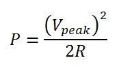 vp-to-p-equation